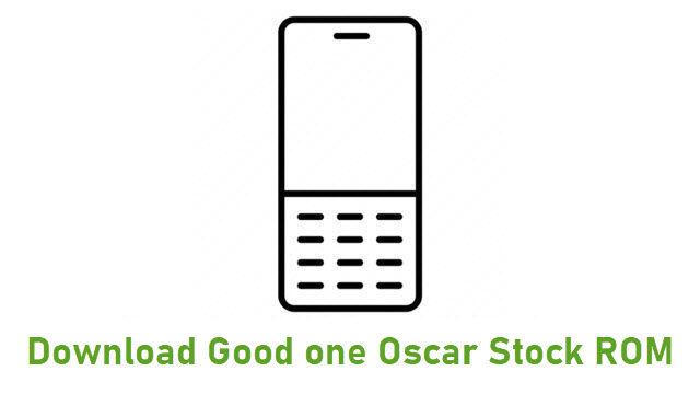 Download Good one Oscar Stock ROM