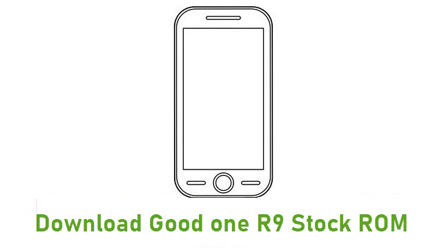 Download Good one R9 Stock ROM