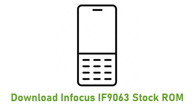 Download Infocus IF9063 Stock ROM