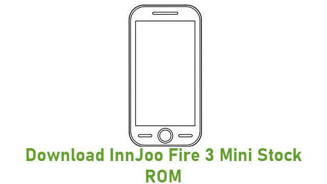 Download InnJoo Fire 3 Mini Stock ROM
