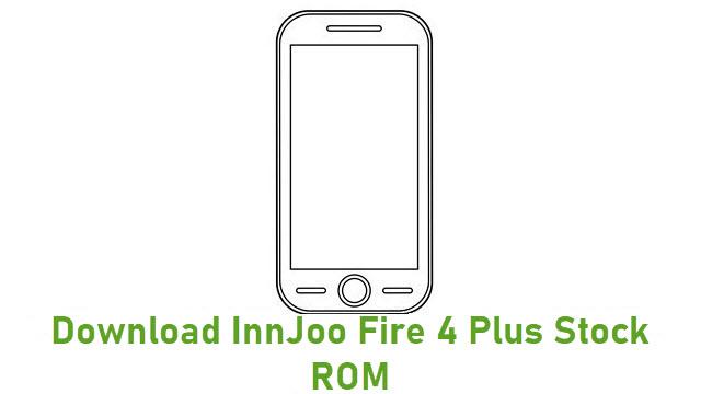 Download InnJoo Fire 4 Plus Stock ROM