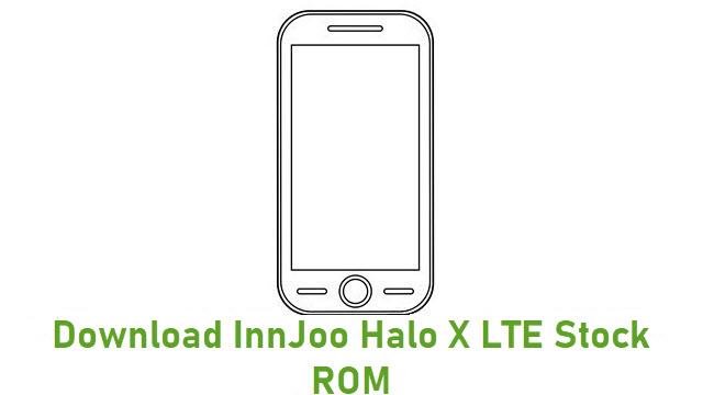 Download InnJoo Halo X LTE Stock ROM