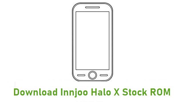 Download Innjoo Halo X Stock ROM