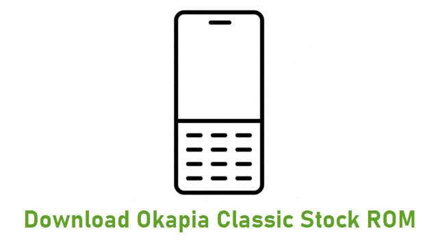 Download Okapia Classic Stock ROM