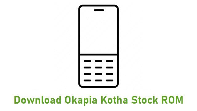 Download Okapia Kotha Stock ROM