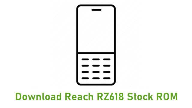 Download Reach RZ618 Stock ROM