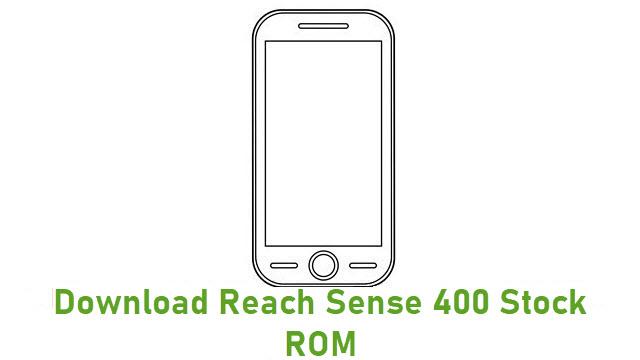 Download Reach Sense 400 Stock ROM